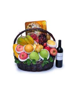 Mid Autumn Fruit Basket 10